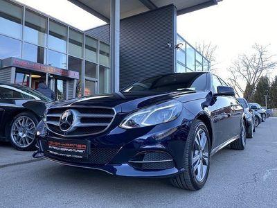 gebraucht Mercedes E350 CDI BlueTEC 4MATIC AvantgardeAut.Navi, LED, Kamera