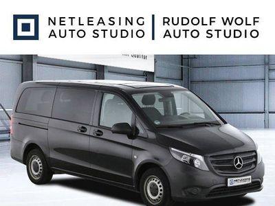 gebraucht Mercedes Vito 116 BT Extralang TourerPro Navi+9Sz+2xKlima