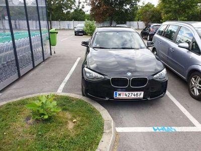 gebraucht BMW 114 1er-Reihe Diesel (F20) Österreich-Paket