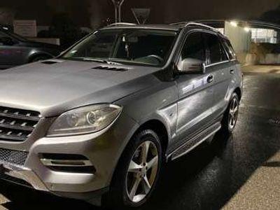 gebraucht Mercedes ML250 BlueTEC 4MATIC Aut. DPF