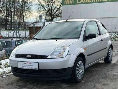 gebraucht Ford Fiesta Trend 1,4 TDCi*PICKERL 12/2021+4* Klein-/ Kompaktwagen