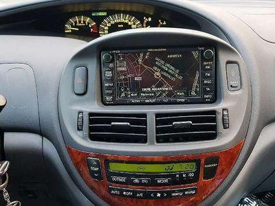 gebraucht Toyota Previa 2,4 VVT-i EXECUTIVE Leder Navi Kombi / Family Van