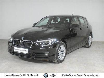 brugt BMW 114 1er-Reihe d Advantage Limousine,