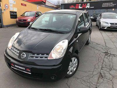 gebraucht Nissan Note 1,4 Benzin mit NUR 85.000km !!! Kombi / Family Van