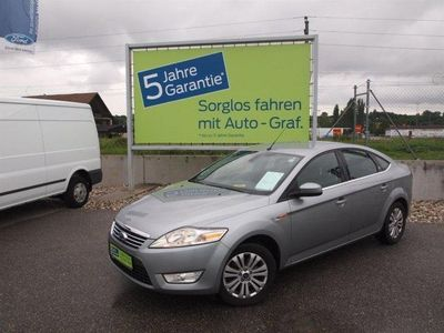 used Ford Mondeo Ghia 2,0 TDCi DPF Limousine,