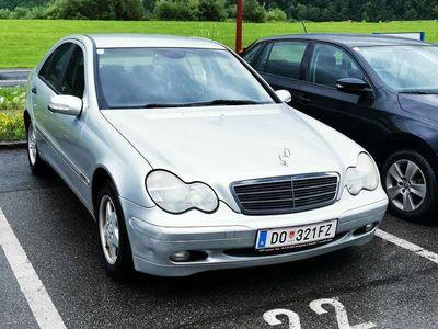 gebraucht Mercedes C220 Classic CDI Aut.