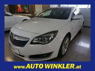 "brugt Opel Insignia ST 2,0CDTI ecoflex Cosmo Navi/Xenon/Virtual/18"""