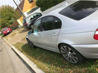 gebraucht BMW 330 3er-Reihe d Limousine,