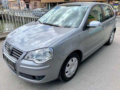 gebraucht VW Polo Edition 1,2 - 1 JAHR GARANTIE - NEUES PICERL BIS 04.2021 - KLIMATRONIK - SERVICEHEFT Klein-/ Kompaktwagen