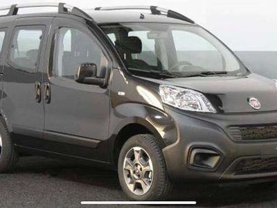 gebraucht Fiat Fiorino Qubo 1,4 Fire 78 Lounge Kombi / Family Van