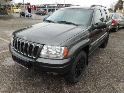 gebraucht Jeep Grand Cherokee 4,7 V8 Limited SUV / Geländewagen
