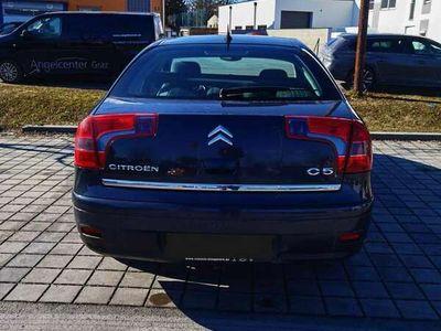gebraucht Citroën C5 Erstbesitz, wenig Kilometer