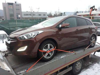 gebraucht Hyundai i30 CW 1,4 CVVT Europe Plus Euro5