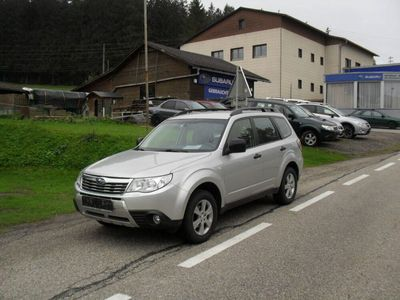gebraucht Subaru Forester 20 X Classic AWD