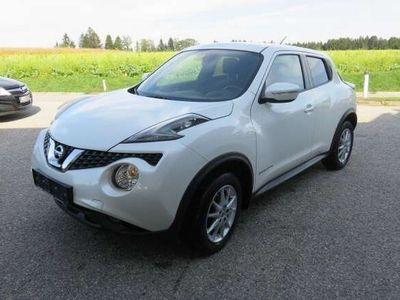 gebraucht Nissan Juke 1,5 dCi Acenta Sitzhzg. SUV / Geländewagen