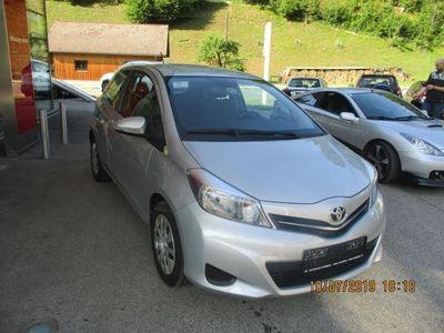 used Toyota Yaris 1,33 dVVT-i Active