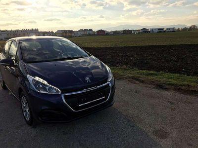 brugt Peugeot 208 Klein-/ Kompaktwagen,