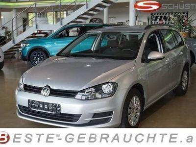 gebraucht VW Golf VII Var. TDI 1.6 BMT Trendline