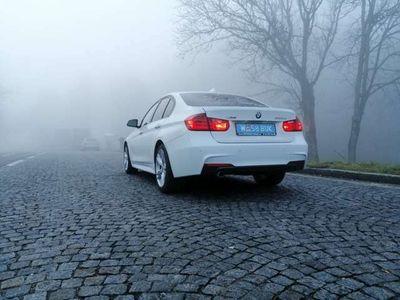 gebraucht BMW 320 3er-Reihe Diesel Allrad (F30) xDrive Österreich-P