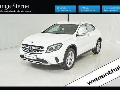 gebraucht Mercedes GLA200 d Austria Edition AMG Line, RFK, NAV,