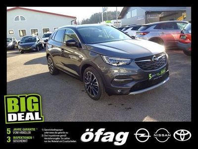 gebraucht Opel Grandland X 1.6 PHEV Ultimate Allrad