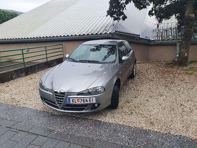 gebraucht Alfa Romeo 147 1.9 JTD Klein-/ Kompaktwagen