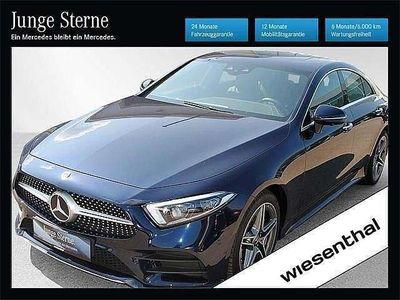 gebraucht Mercedes CLS450 CLS-Klasse4MATIC Aut. Sportwagen / Coupé