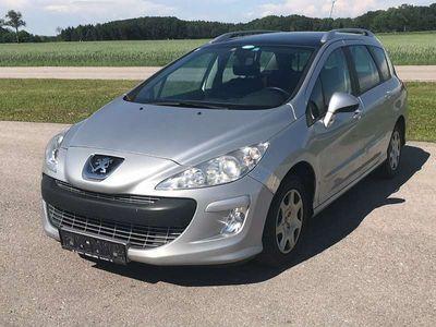 brugt Peugeot 308 HDI SW Premium Kombi / Family Van,