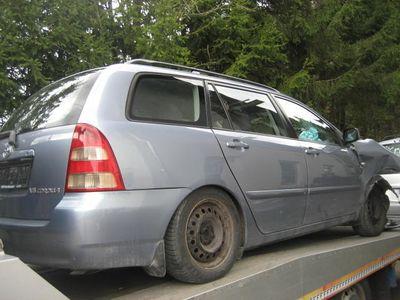 gebraucht Toyota Corolla Kombi 1,4 VVT-i Linea Sol ERSATZTEILTRÄGER