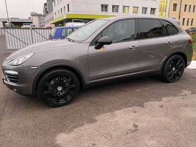 gebraucht Porsche Cayenne II Platinum Edition 3,0 Diesel Aut. SUV / Geländewagen