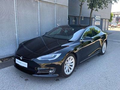 gebraucht Tesla Model S 75D Garantie Leasingfähig inkl. free SuC Limousine