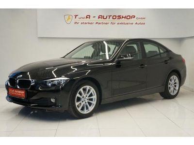 gebraucht BMW 318 D F30 LIM. /NAVI/SITZHEIZUNG/BLUETOOTH/