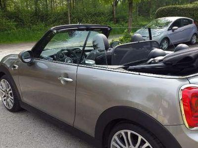 gebraucht Mini Cooper Cabriolet Cabrio Cabrio / Roadster