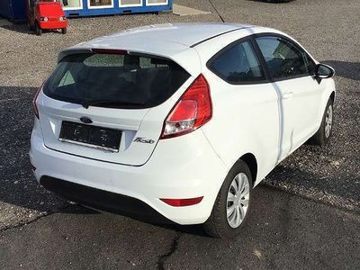 gebraucht Ford Fiesta Sport 1,6 TDCi Klein-/ Kompaktwagen,