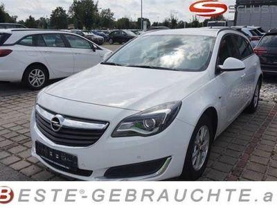 gebraucht Opel Insignia ST CDTI 1.6 ecoFlex Business Edition