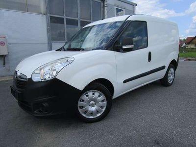brugt Opel Combo 1,3JTD,Kastenwagen,Klima,Schiebetür,netto 5825€ Kombi / Family Van,
