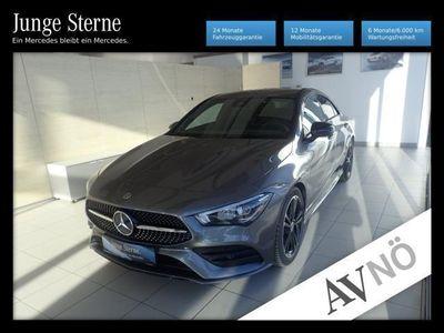 gebraucht Mercedes CLA180 CLA-Klassed Aut. Sportwagen / Coupé