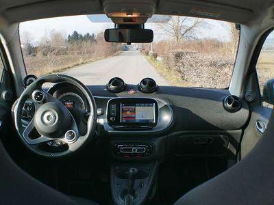 gebraucht Smart ForTwo Coupé 453 Passion twinamic VOLLAUSSTATTUNG Automatic Klein-/ Kompaktwagen