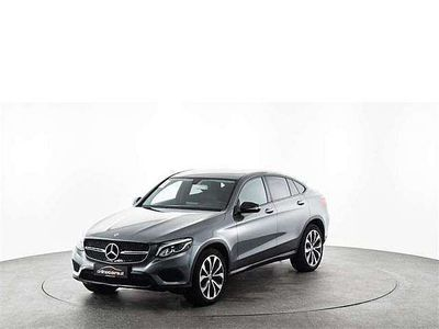usata Mercedes GLC220 GLC-Klassed 4MATIC Sportwagen / Coupé,