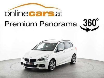 gebraucht BMW 218 Active Tourer d Sport-Aut. M-PAKET NAVI LED R-KAME