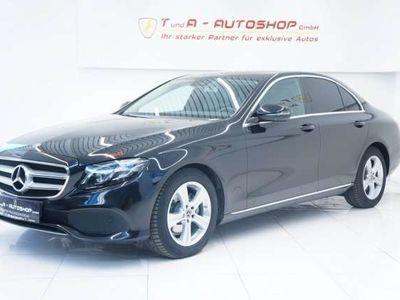 gebraucht Mercedes E220 CDI 1.Hand/Neumodel