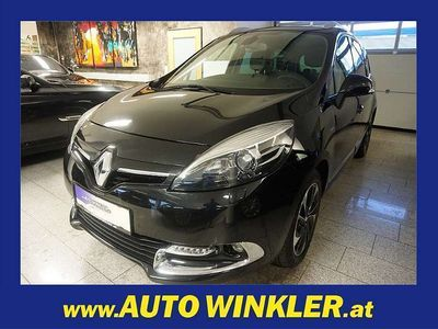 gebraucht Renault Grand Scénic ScénicEnergy dCi 110 Bose Edition Kombi / Family Van,