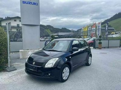 gebraucht Suzuki Swift 13 GL Special 4x4 *EXPORT*