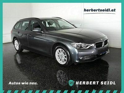 gebraucht BMW 116 3er Touring 316d Touring Advantage *NP € 44.748,- / LED / NAVI*,PS, 5 Türen, Schaltgetriebe
