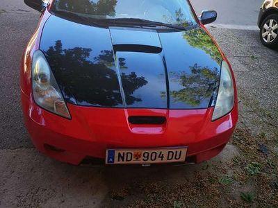 gebraucht Toyota Celica 1,8 VVT - I Sportwagen / Coupé