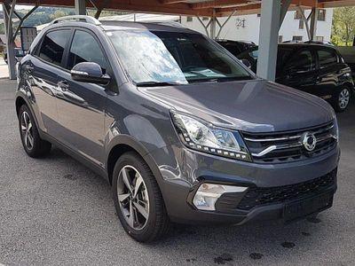 gebraucht Ssangyong Korando Limited 4WD Aut.