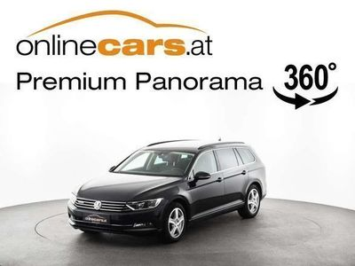 used VW Passat Variant CL 4Motion 2.0 TDI DSG NAVI RADAR 360KAMERA LEDER