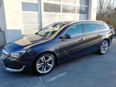 brugt Opel Insignia ST 2,0 CDTI ecoflex Sport Start/Stop System
