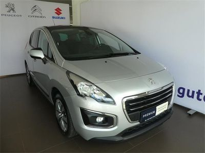 used Peugeot 3008 1,6 BlueHDi 120 S&S Business Line Limousine,