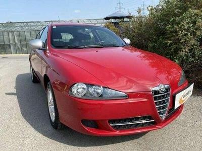 gebraucht Alfa Romeo 147 Alfa 1,6 T.Spark Inizio Klima SR +WR Servicebuch
